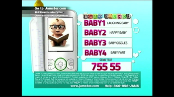 Jamster TV Spot, 'Baby Sounds' - Thumbnail 8