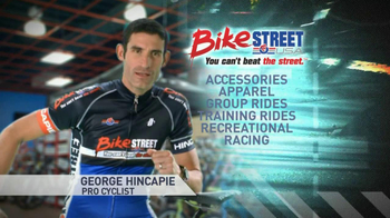 Bike Street USA TV Spot, 'Cycling is Changing' Featuring George Hincapie - 14 commercial airings