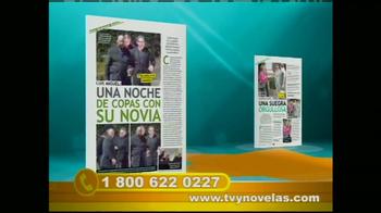 TVyNovelas TV Spot - Thumbnail 5