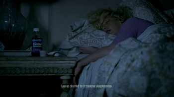 Vicks Zzzquil TV Spot, \'Beautiful Thing\', Featuring Katherine Heigl