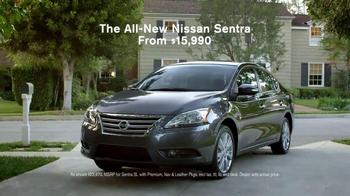 Nissan Sentra TV Spot, 'Sports Announcers' - Thumbnail 9