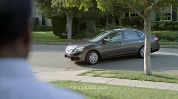 Nissan Sentra TV Spot, 'Sports Announcers' - Thumbnail 4