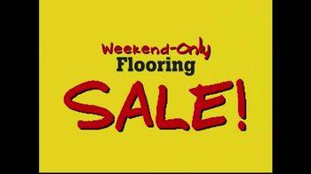 Lumber Liquidators TV Spot, 'Weekend Sale'
