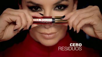 L'Oreal Voluminous Million Lashes Excess TV Spot Con Eva Longoria [Spanish] - 28 commercial airings