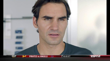 Nike Free TV Spot, 'Fly' Featuring Roger Federer - Thumbnail 3