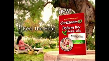 Cortizone 10 Poison Ivy Relief Pads TV Spot, 'Poison Ivy' - Thumbnail 9