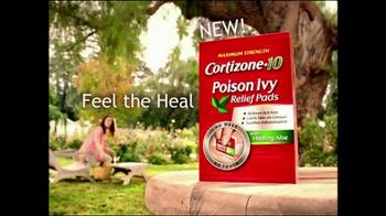 Cortizone 10 Poison Ivy Relief Pads TV Spot, 'Poison Ivy' - Thumbnail 8
