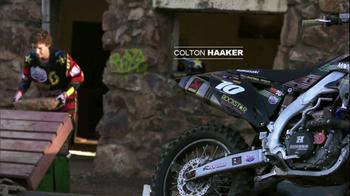 Lucas Oil TV Spot Featuring Colton Haaker - Thumbnail 1