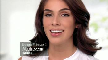 Neutrogena Naturals TV Spot Con Sandra Echeverría [Spanish] - Thumbnail 2