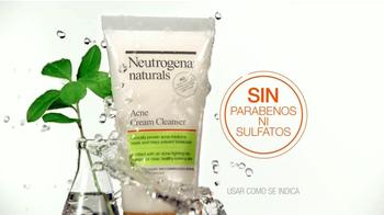 Neutrogena Naturals TV Spot Con Sandra Echeverría [Spanish] - Thumbnail 8