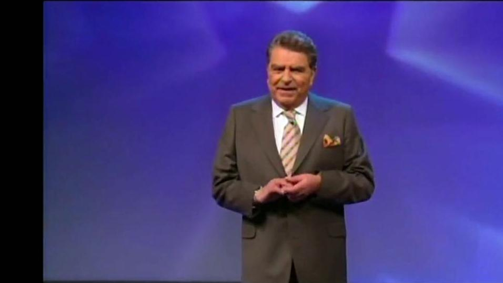 Seguro Social TV Commercial Con Don Francisco