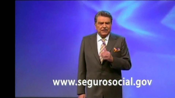 Seguro Social TV Spot Con Don Francisco [Spanish] - Thumbnail 5