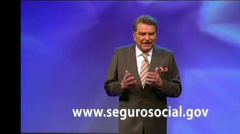 Seguro Social TV Spot Con Don Francisco [Spanish] - Thumbnail 6