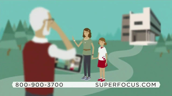 SuperFocus TV Spot, 'Animated' - Thumbnail 7