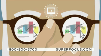 SuperFocus TV Spot, 'Animated'