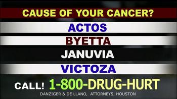 Danziger & De Llano TV Spot, 'Drug Hurt' - Thumbnail 10
