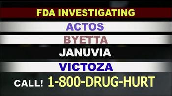 Danziger & De Llano TV Spot, 'Drug Hurt' - Thumbnail 6
