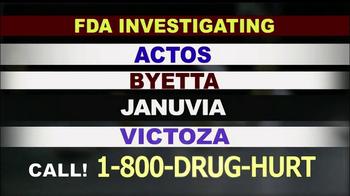 Danziger & De Llano TV Spot, 'Drug Hurt' - Thumbnail 7
