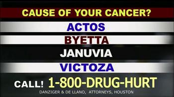 Danziger & De Llano TV Spot, 'Drug Hurt' - Thumbnail 8