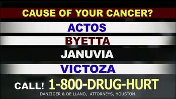Danziger & De Llano TV Spot, 'Drug Hurt' - Thumbnail 9