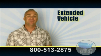 Listen Up America TV Spot, 'Extended Vehicle Protection Plan' - Thumbnail 1