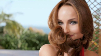 Clairol Natural Instincts TV Spot, 'Hot Coco' Featuring Giada de Laurentiis
