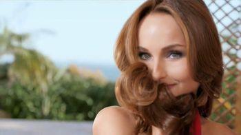 Clairol Natural Instincts TV Spot, 'Hot Coco' Featuring Giada de Laurentiis