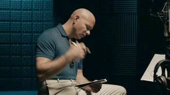 Dodge TV Spot 'How to Break Through' Featuring Pitbull