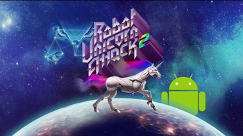 Robot Unicorn Attack 2 TV Spot, 'Surprisingly Badass' - Thumbnail 2