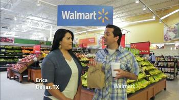 Walmart TV Spot, 'Comidas Rápidas: Erica' [Spanish] - Thumbnail 1