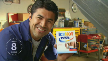 Icy Hot Patch TV Spot, 'El Mecánico' [Spanish] - Thumbnail 3