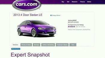 Cars.com TV Spot, 'The Lone Ranger' - Thumbnail 6
