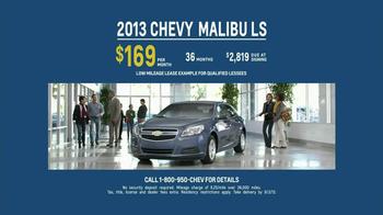 Chevrolet Malibu TV Spot, 'Moving In' - Thumbnail 10