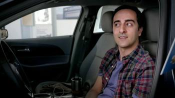 Chevrolet Malibu TV Spot, 'Moving In' - Thumbnail 7