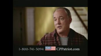 Colonial Penn Patriot Program TV Spot, 'Welcome Home' - Thumbnail 3