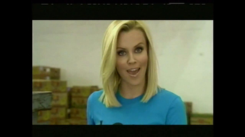 Action Against Hunger TV Spot Featuring Jenny McCarthy - Thumbnail 4