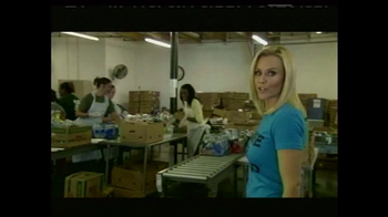 Action Against Hunger TV Spot Featuring Jenny McCarthy - Thumbnail 6