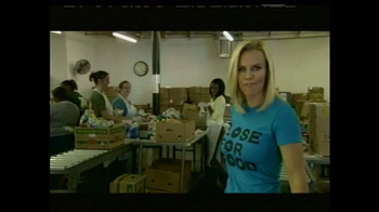 Action Against Hunger TV Spot Featuring Jenny McCarthy - Thumbnail 7
