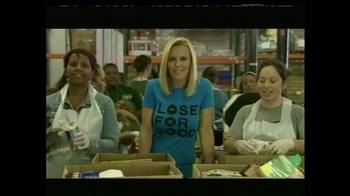 Action Against Hunger TV Spot Featuring Jenny McCarthy - Thumbnail 8