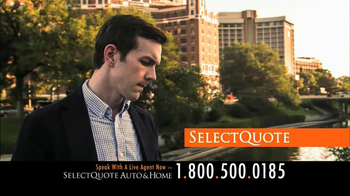 Select Quote TV Spot, 'Peter' - Thumbnail 2