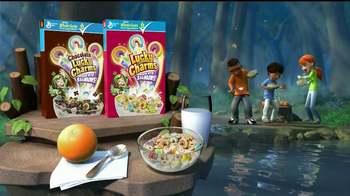 Lucky Charms TV Spot, 'Rainbow Music' - Thumbnail 7