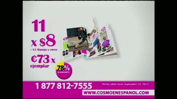 Cosmopolitan en Español TV Spot, 'Para Ti' [Spanish] - Thumbnail 10