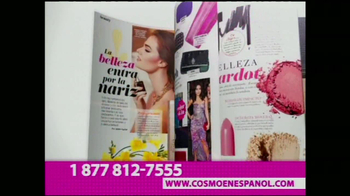 Cosmopolitan en Español TV Spot, 'Para Ti' [Spanish] - Thumbnail 2