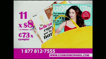 Cosmopolitan en Español TV Spot, 'Para Ti' [Spanish] - Thumbnail 9