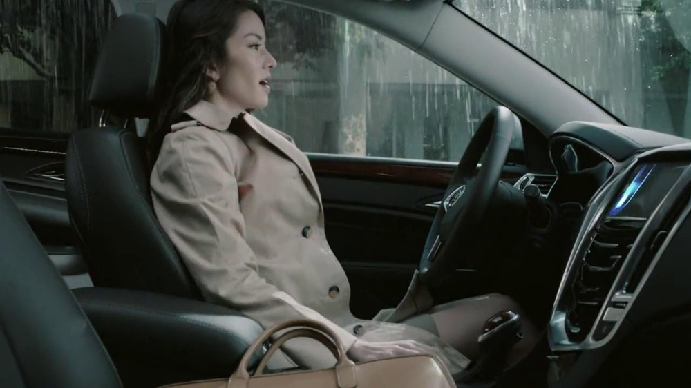 2013 Cadillac SRX TV Commercial, 'Rainy Run' Song by ...