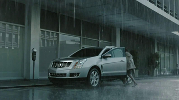2013 Cadillac SRX TV Spot, 'Rainy Run' Song by Serena Ryder - Thumbnail 7