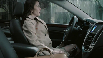 2013 Cadillac SRX TV Spot, 'Rainy Run' Song by Serena Ryder - Thumbnail 8
