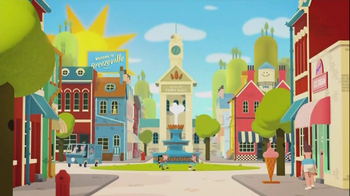 Blue Diamond Almond Breeze TV Spot, 'Welcome To Breezeville' - Thumbnail 1