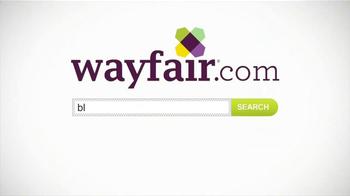 Wayfair TV Spot, 'Perfect For You' - Thumbnail 1