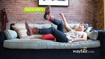Wayfair TV Spot, 'Perfect For You' - Thumbnail 2